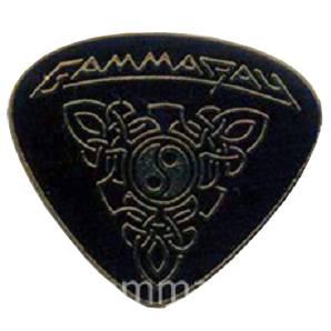 2003 – Gamma Ray Pin.