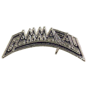 Gamma Ray Logo Pin.