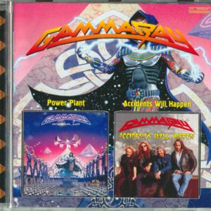 PowerPlant / Accident Will Happen – Cd – Russia – Bootleg.