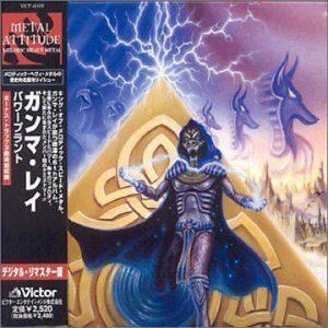 WANTED: 2002 – PowerPlant (+3 Bonus Tracks) – Japan – Cd.