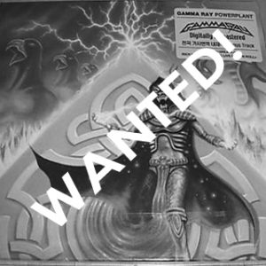 WANTED: 2002 – PowerPlant (+3 Bonus Tracks) – Cd – Korea.
