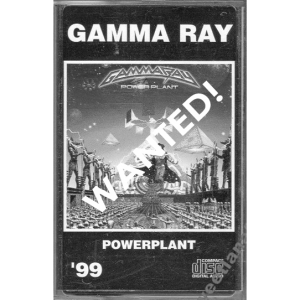 WANTED: 1999 – PowerPlant – Russia – Tape.