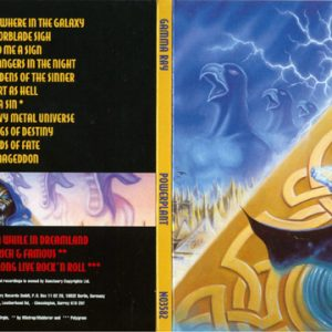 2002 – PowerPlant (+3 Bonus Tracks) – Cd.