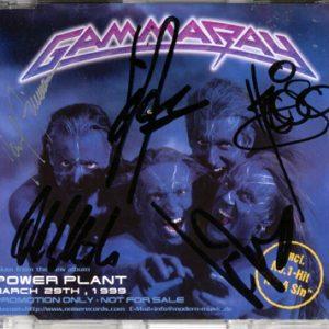 1999 – PowerPlant – Promo – Cds 4 Track.