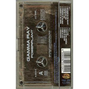 1999 – PowerPlant – Poland – Tape.