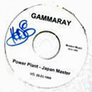 WANTED: 1999 – PowerPlant  – Japan – Promo – Cd.