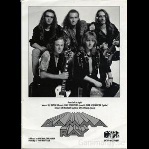 1991 – Sigh No More – Promo Photos.