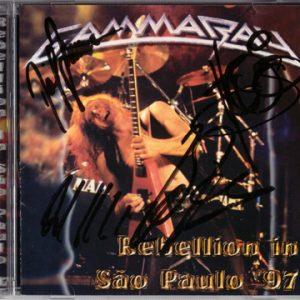 1997 – Rebellion In São Paulo ´97 – Cd – Brazil – Bootleg.