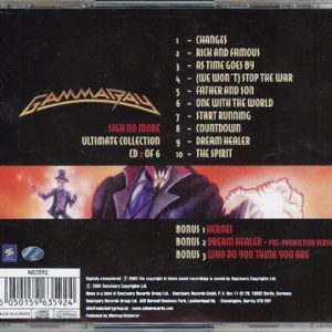 2002 – Sigh No More (+3 Bonus Tracks) Cd – Russia – Bootleg.