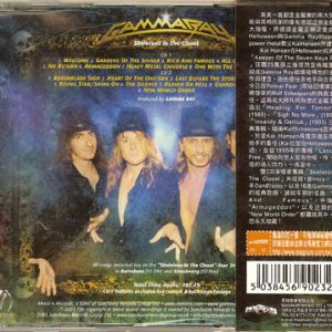 2011 – Skeletons In The Closet – 2Cd – Taiwan.