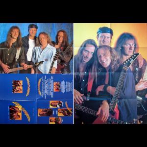 1997 – Japan Tour -97 Program.