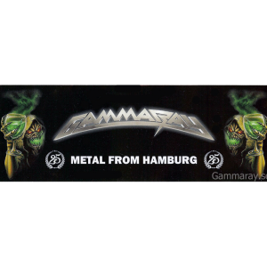 2015 – Metal From Hamburg – Sticker.