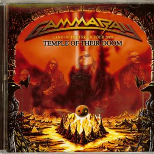 2008 – Temple Of Their Doom – Cd – Japan – Bootleg.