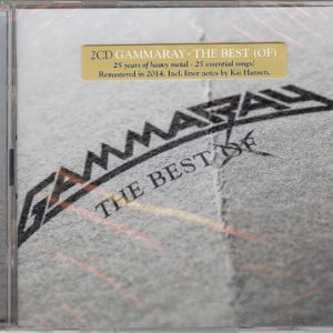 2015 – The Best Of – 2Cd.