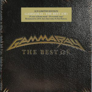 2015 – The Best Of – 2Cd – (Leather Look/Ltd).