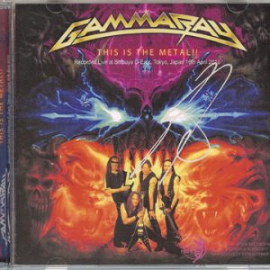 2010 – This Is The Metal!! – 2Cd – Japan – Bootleg.
