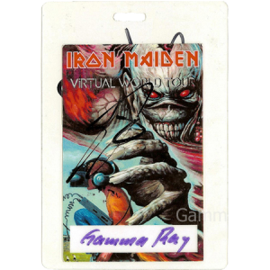 1998 – Iron Maiden Virtual XI World Tour 98.