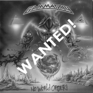 WANTED: 2001 – No World Order – Cd – Brazil.