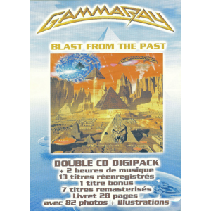 2000 – Blast From The Past – French – Promo Flyer.