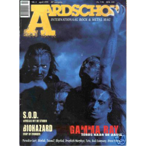 WANTED: Aardschok Magazine – Nr4 – 1999.