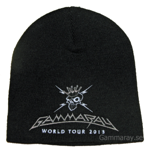 Black Beanie – World Tour 2013.