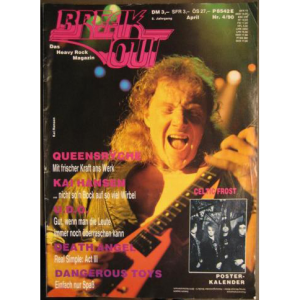 WANTED: Break Out Magazine – Nr4 – 1990.