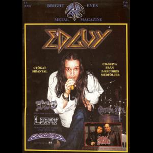 Bright Eyes Magazine – Nr5 – 1999.