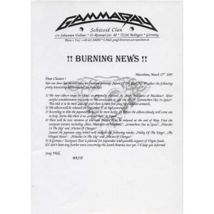 Burning News – 17/3 – 1997.