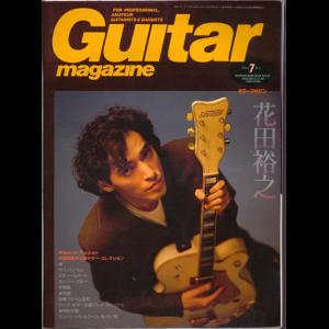 Guitar Japan Magazine – Nr7 – 1990.