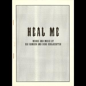 Heal Me – Songbook.