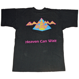 T-shirt – Heaven Can Wait – Promo.