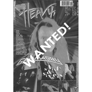 WANTED: Heavy Magazine – Nr44 – 1999.