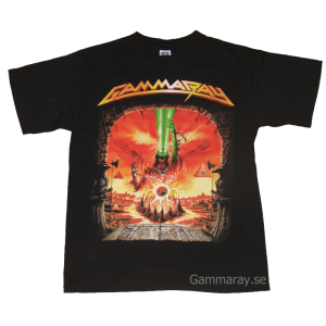 Hellish Rock – North America Tour – 2008 – T-shirt.