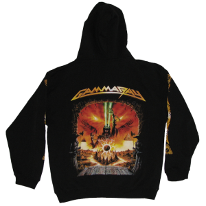 Land Of The Free II – Zip Hoodie.