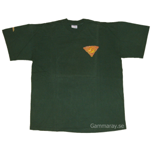 Land Of The Free Tour 95/96 – Green T-shirt.