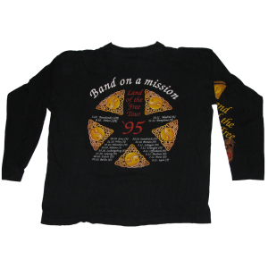 Land Of The Free Tour – 1995 – Long Sleeve.