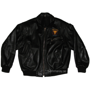 Leather Jacket From PowerPlant Tour99.