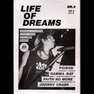 Life Of Dreams Magazine – Nr4 -1990.