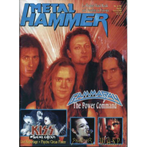 WANTED: Metal Hammer Magazine – Nr4 – 1999.
