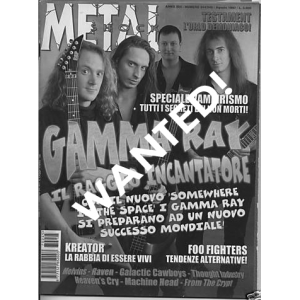 WANTED: Metal Shock Magazine – Nr244.