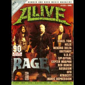 Alive – Russia Magazine – Nr1 [23] / 06.