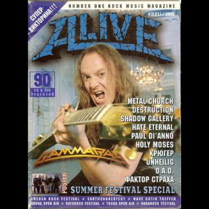 Alive – Russia Magazine – Nr3 [21] / 2005.