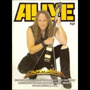 Alive – Russia Magazine – Nr4 [30] / 07.