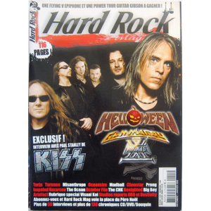 WANTED: Hard Rock Magazine – Nr15 – 2007 – French.