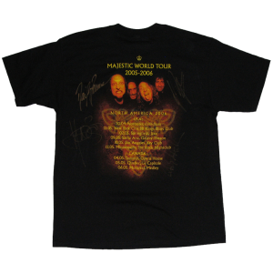 Majestic – North America Tour 2006 – T-shirt.