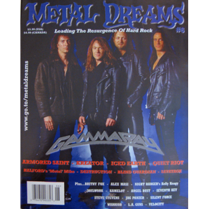 WANTED: Metal Dreams Magazine – Nr6 – 2002.
