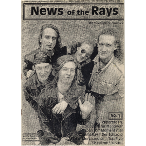 News Of The Rays – Nr 1 – Germany.