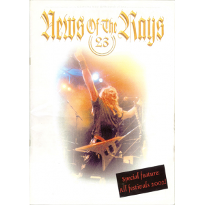 News Of The Rays – Nr 23 – Eng.