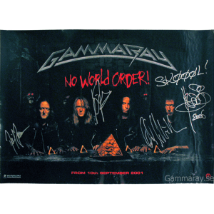 2001 – No World Order – Poster.
