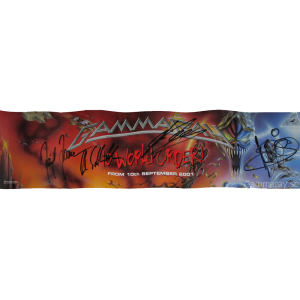 2001 – No World Order – Poster Banner.